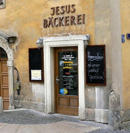 Jesus-Bäckerei