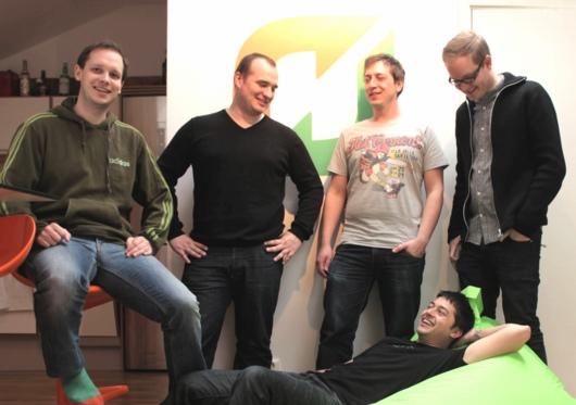 Die Flattr-Gründer