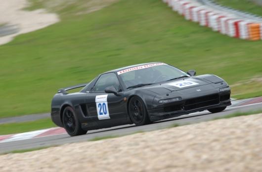 NSX@Nürburgring