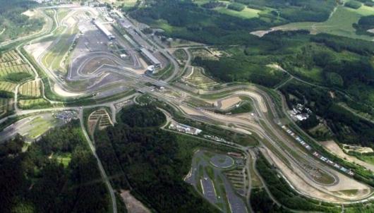 Nürburgring-Luftbild 2004