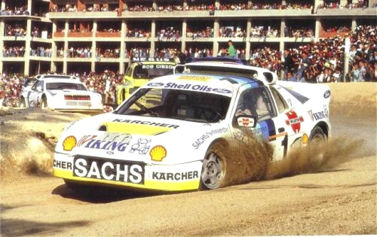 Rallyecross/Ford RS200