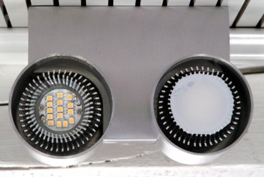 LED-Spots aus