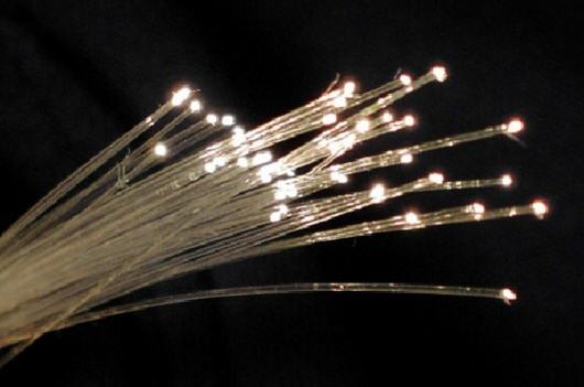Breitband-Glasfaserkabel
