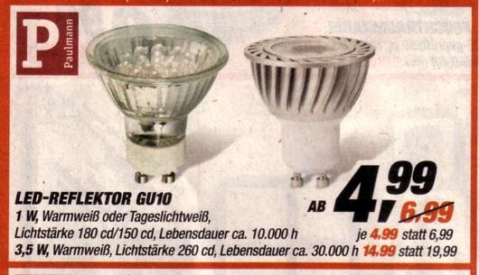 toom LED-Strahler