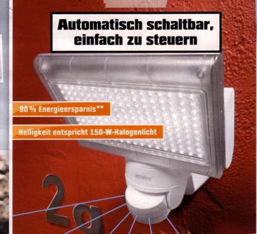 OBI-LED-Strahler