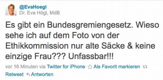 Högl-Tweet