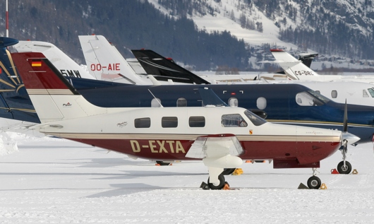 Piper PA 46 D-EXTA