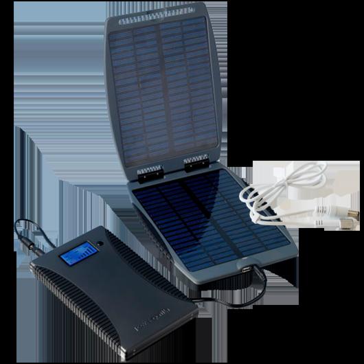 Solarlader-Bündel für Mac