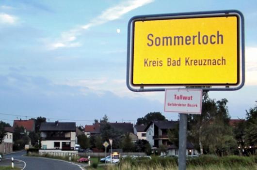 Sommerloch/Rheinland-Pfalz