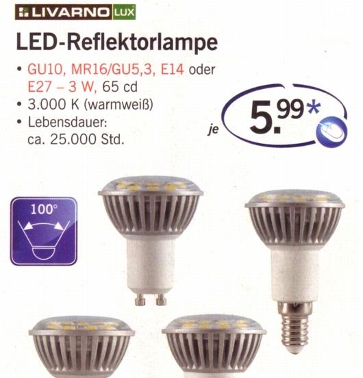Lidl-LEDs