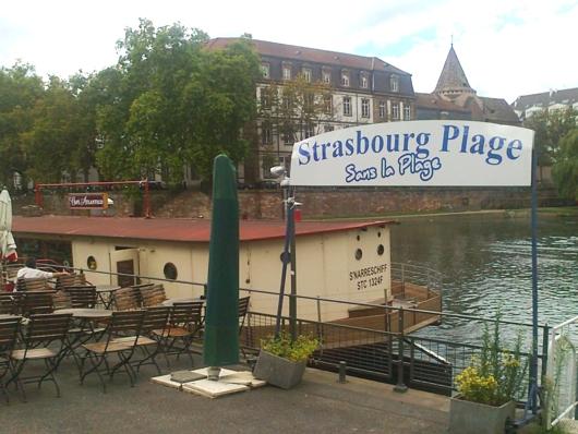 Strasbourg Plage