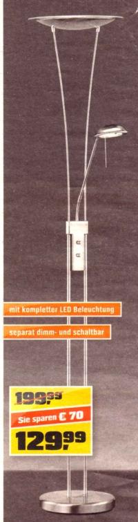 OBI LED-Deckenfluter