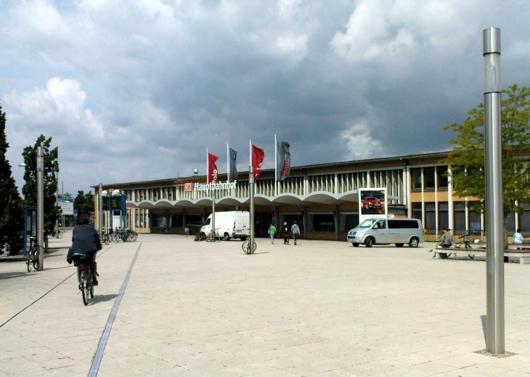 Hauptbahnhof Wolfsburg