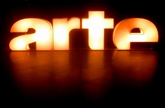 ARTE-Leuchtlogo