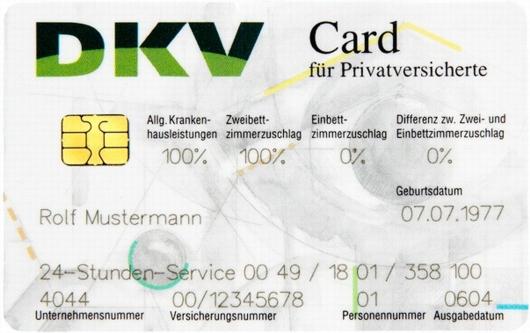 DKV-Card