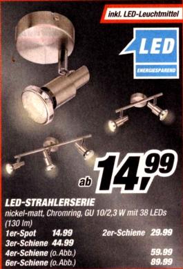 toom-LED-Strahler