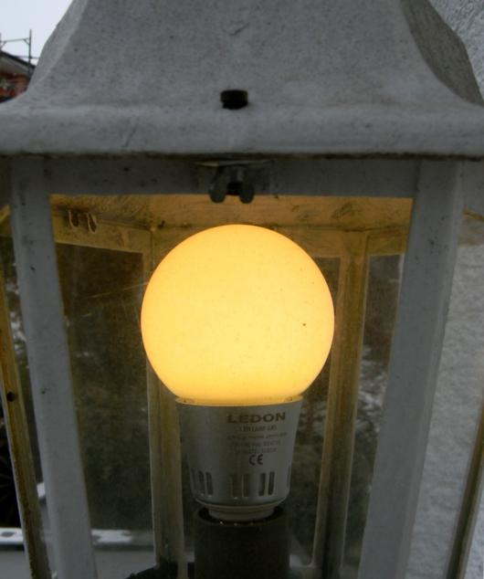 LEDON G80 LED-Lampe