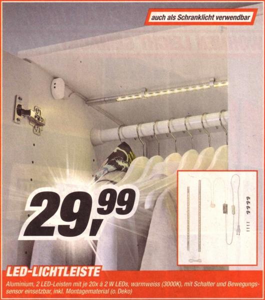 toom LED-Lichtleiste