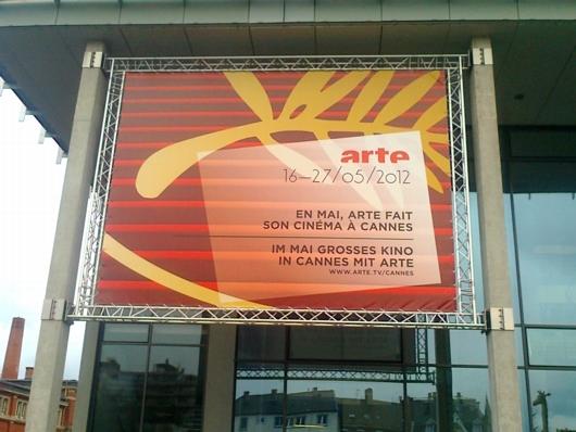 ARTE-Cannes 2012