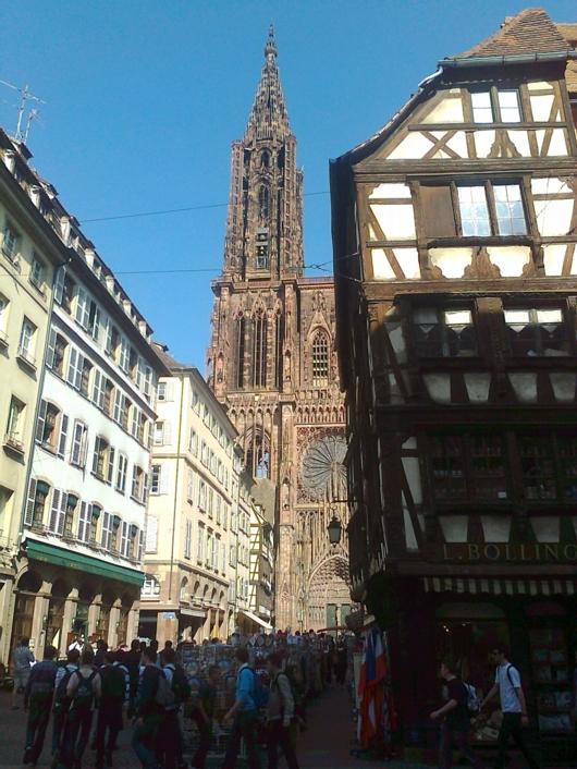 Strasbourg-Münster 2