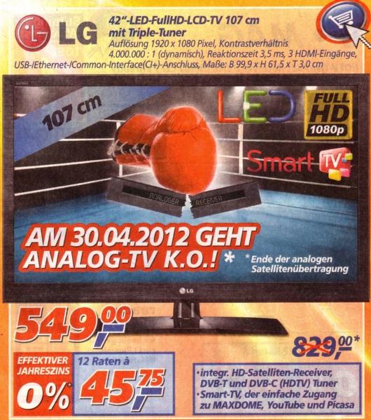 Real-LG-TV-Gerät