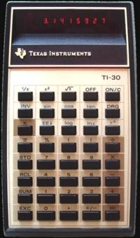 TI-30-LED