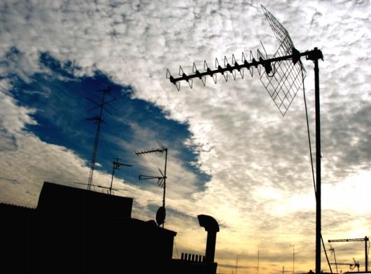 TV-Antennen