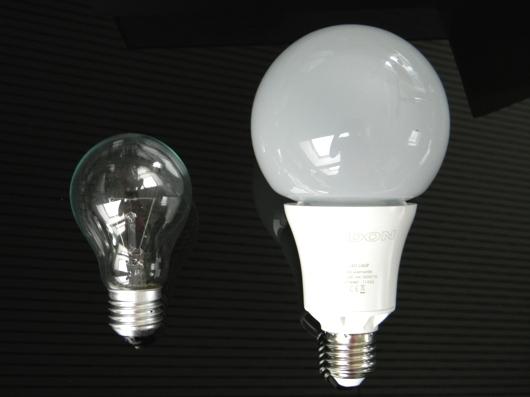 Glühlampe/LEDON G95