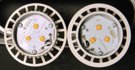 LCTW/LEDON GU5.3 Kopf