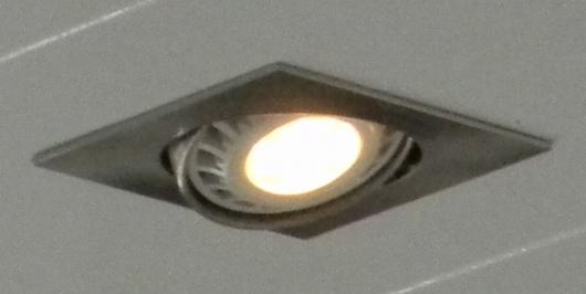 LCTW-GU10 7W LED-Deckenstrahler