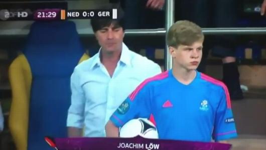 Löw-Balljunge ZDF
