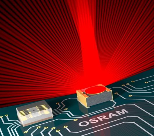 Osram-Infrarot-LED