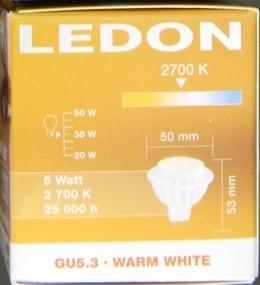 LEDON-Spot-Packung