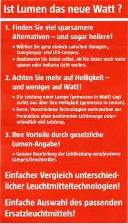 Bauhaus-Lumen 1