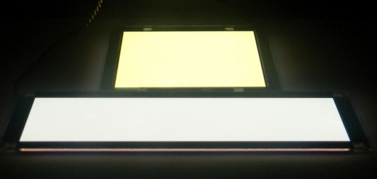 Lumiblade Winkel