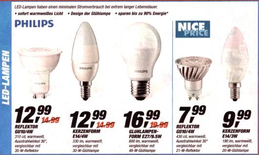toom-LED-Lampen 10/2012