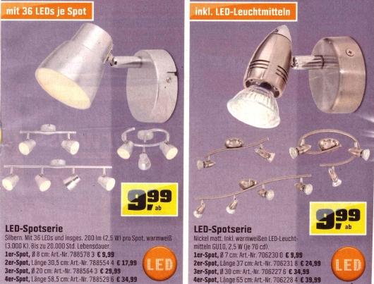 OBI-LED-Angebote 11/12-2