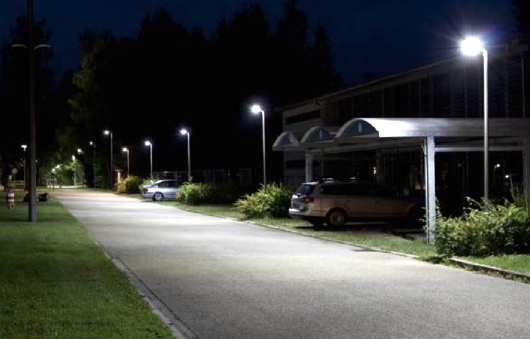 Siteco-Streetlight
