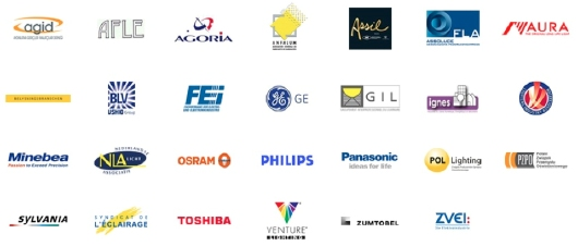 Lightingeurope-Gründungsmitglieder