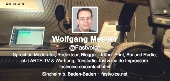 Fastvoice-Eigenwerbung neu