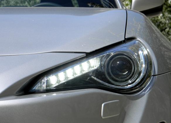 GT86-LED-Tagfahrlicht