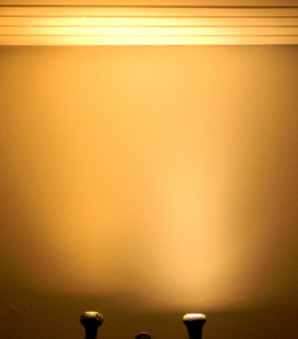 Osram R50 E14 neu/alt Leuchtbild