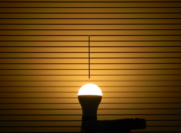 Osram LED Star Classic A 40 Leuchtbild