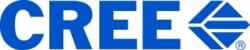 Cree-Logo blau