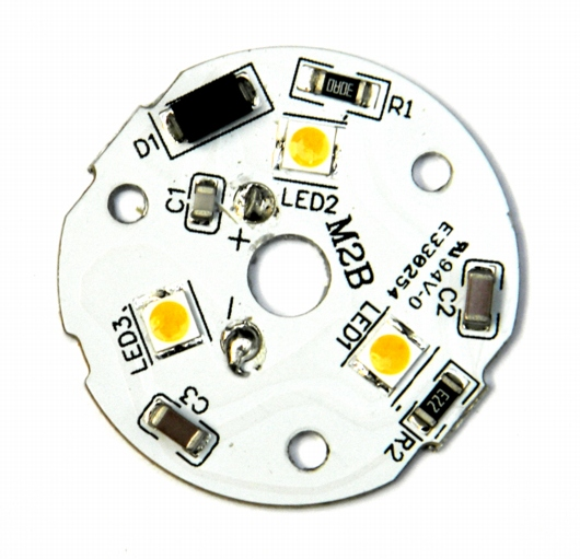 Osram-LED-Spot-Platine