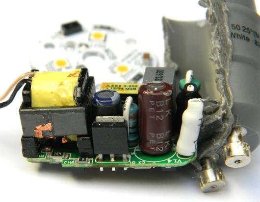Osram-LED-Spot-Einzelteile