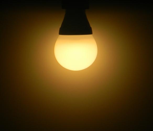 LEDON A60 7W Leuchtbild groß