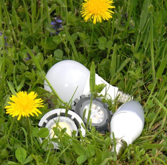 LED-Lampen/Umwelt