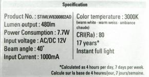 Samsung-GU5.3-Packung