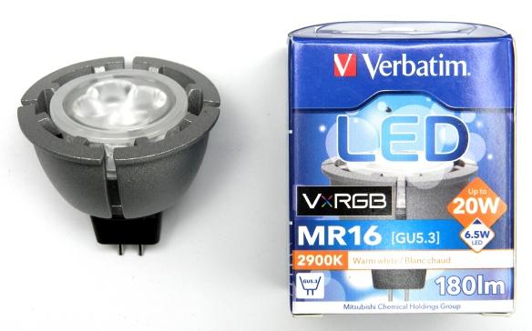 Verbatim-VXRGB-MR-16-Spot